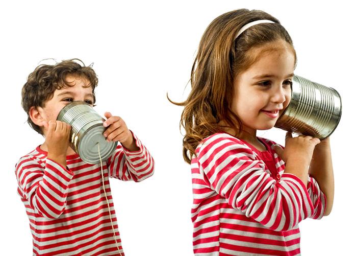 تمرینات و معرفی بازی های موثر و مفید برای رشد گفتار و زبان کودکان