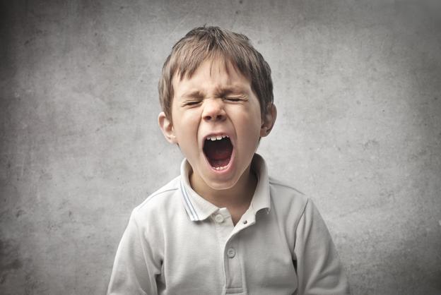 3 بازی برای کنترل خشم کودک